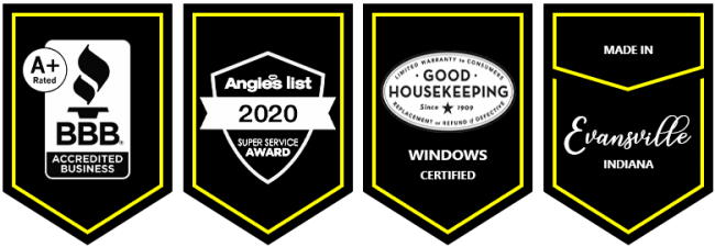 BBB Angies List Good Housekeeping Evansville